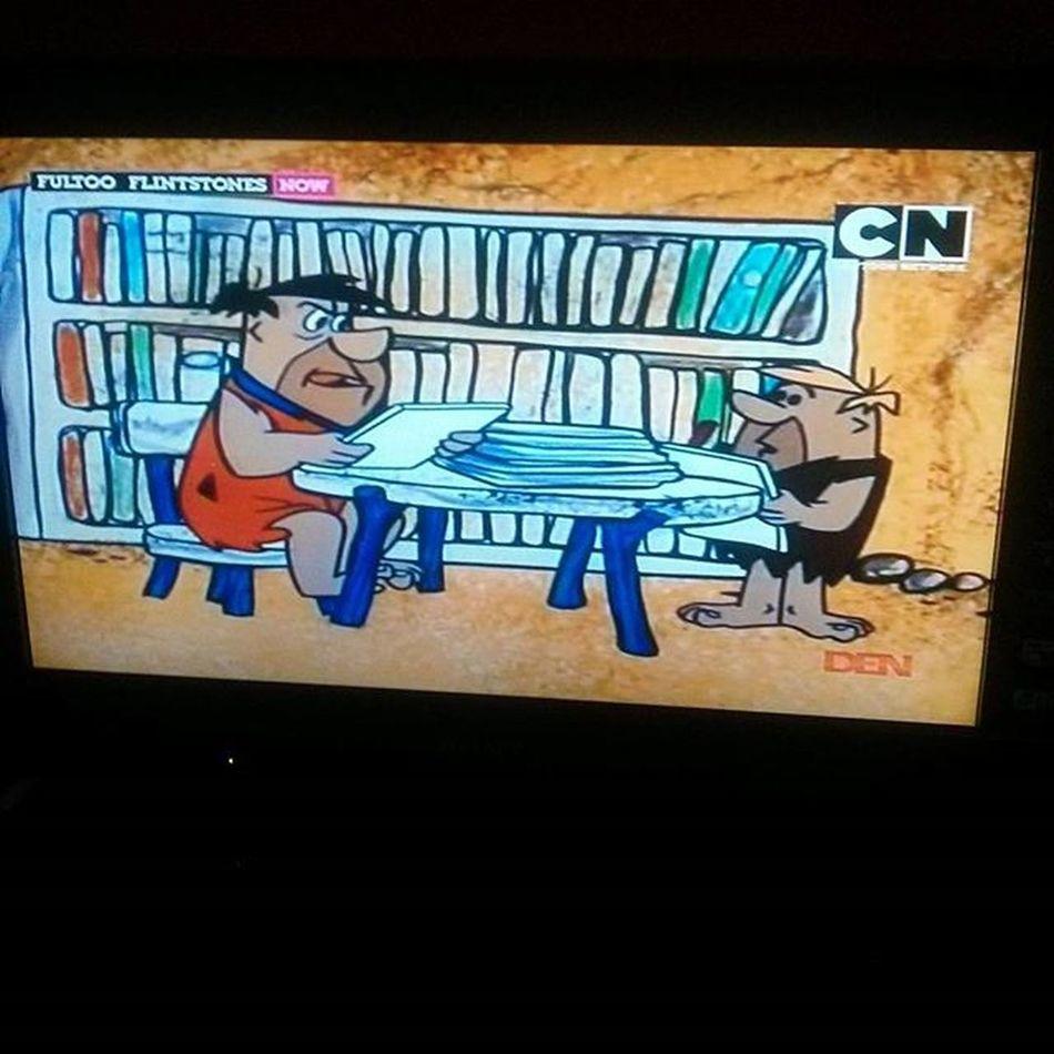 Remember this show? TheFlintstones Fredflintstone Barneyrubble Nostalgia Instamemory