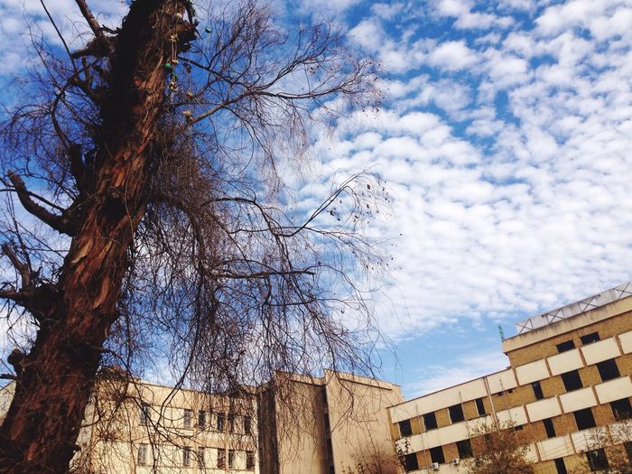 University Of Sulaimani Old Campus Sky And Clouds Seeing The Sights Showcase: November