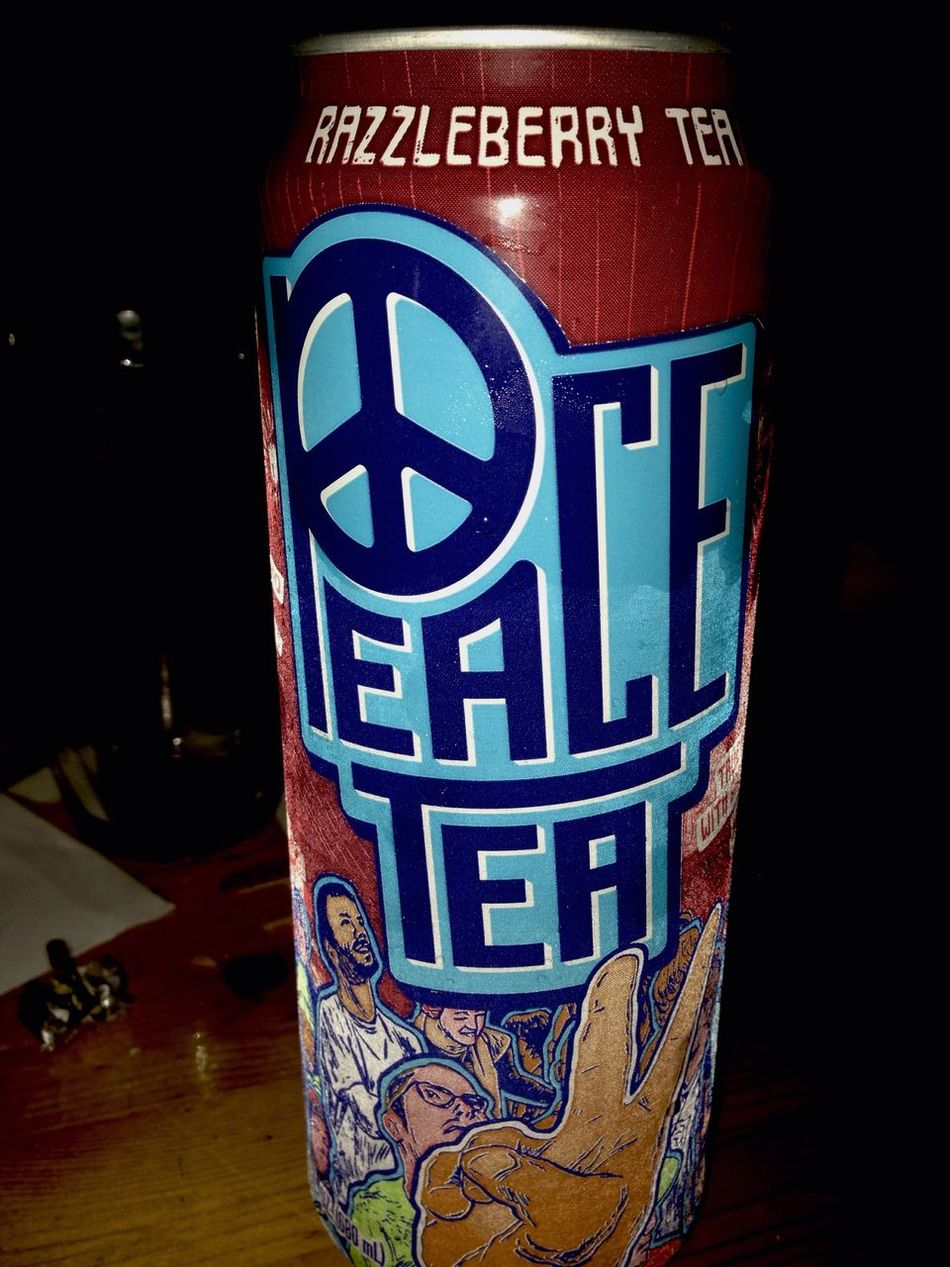 Peace Tea ✌ Refreshment Enjoy The Little Things Texas Thirsty  Punch At A Friends House
