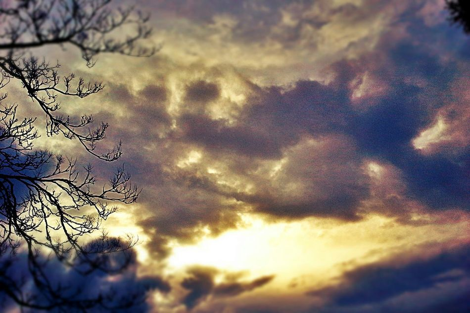 Monochrome Monday Sepiasunday Clouds Sunrise Sky Collection Clouds And Sky Cloudporn Sepia_collection Treegasmic Tuesday