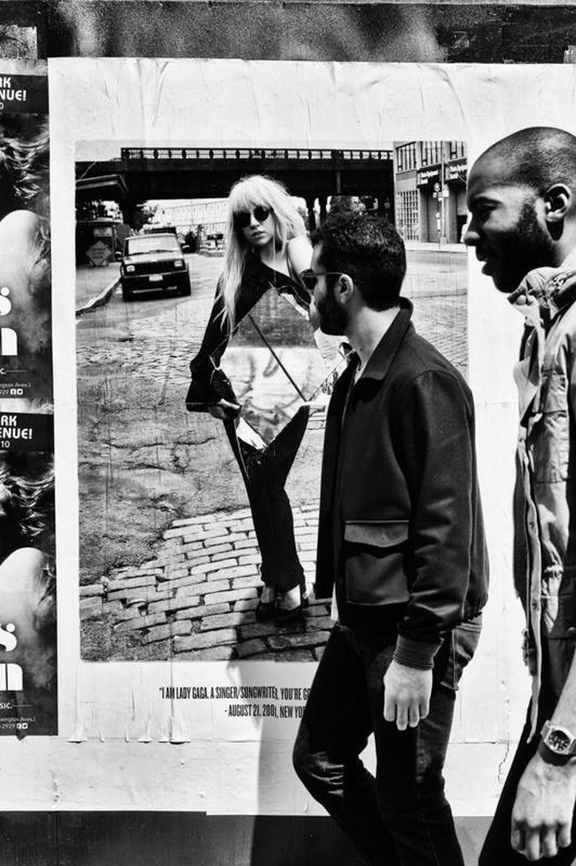 I am lady Gaga Lady Gaga Streephotographer Streetphoto_bw Luxembourg First Eyeem Photo Streetphotography Showcase: February LeicaMMonochrome Spako Black And White Photography Leica New York New York City United States