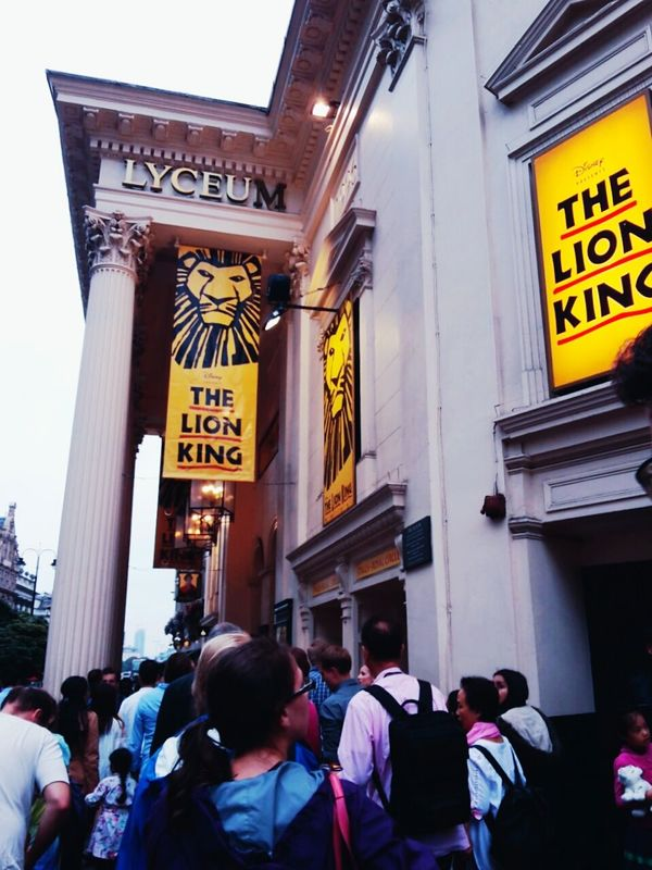 musical addiction. It's worthy for me to spend lots of money ahh! Today Lionking TMR Charlie And The Chocolatefactory Cherish The Moment