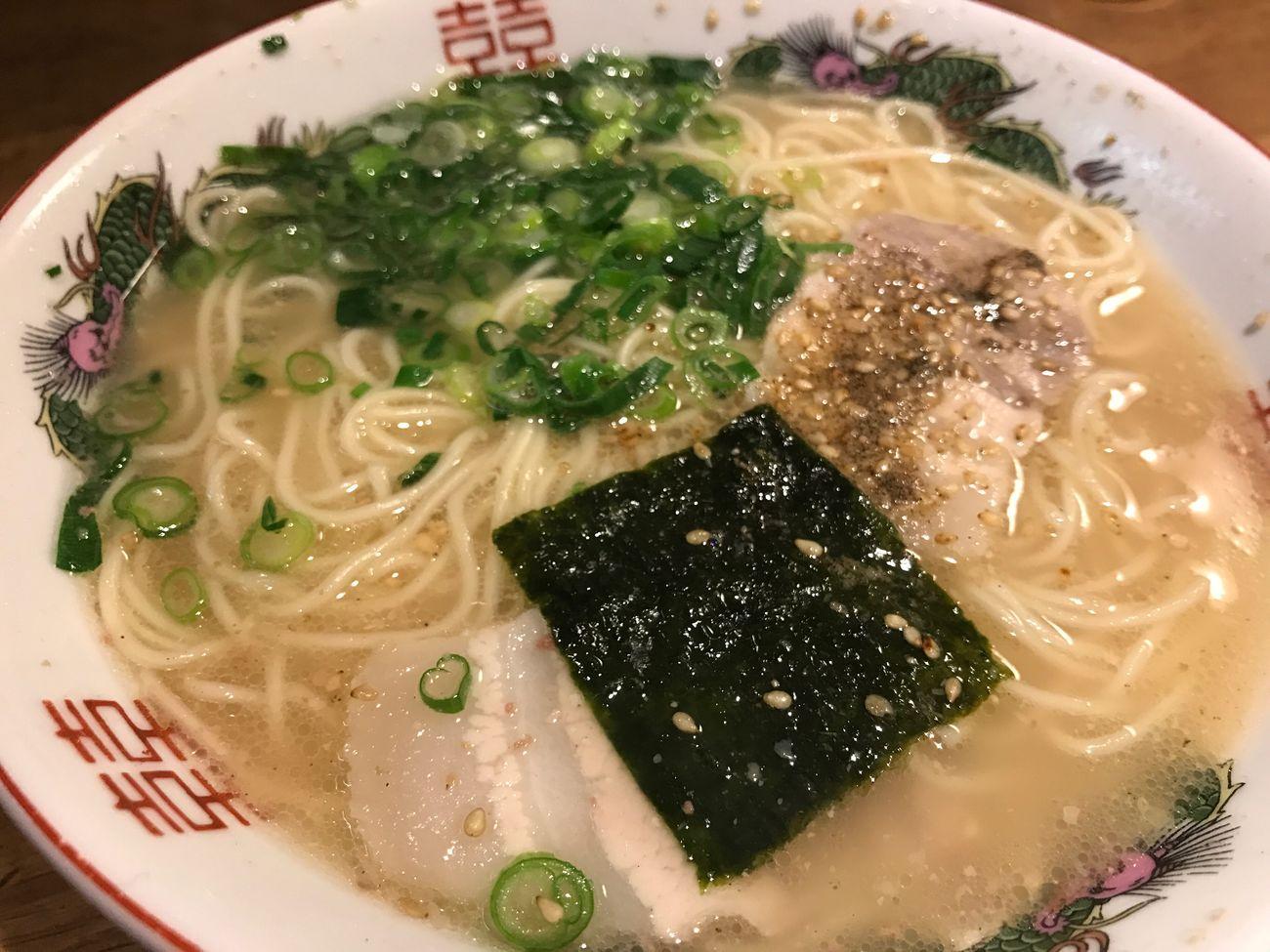 Ramen Noodle Ramen Tonkotsu Ramen Fukuoka,Japan Yummy