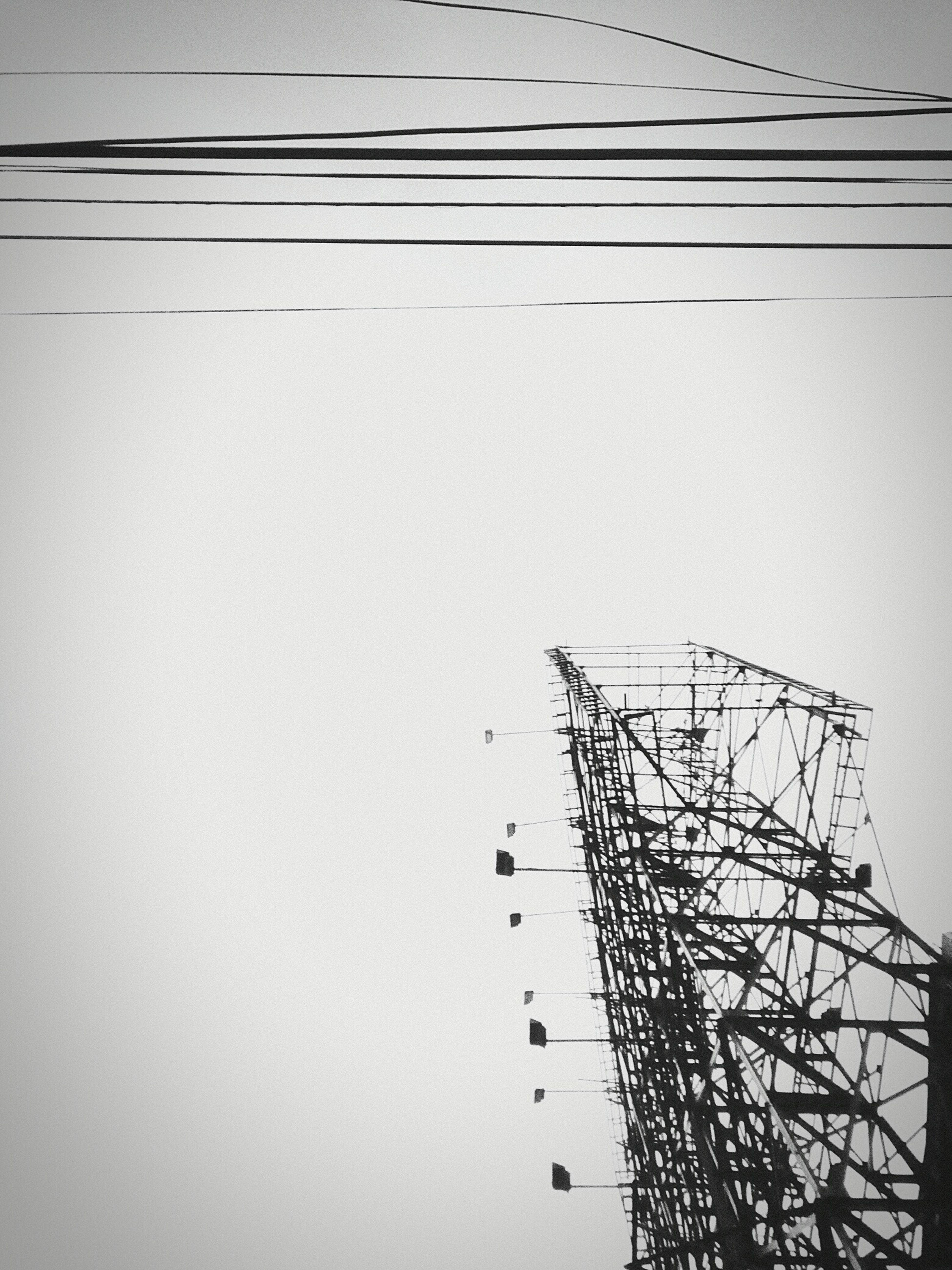 Cellphone Photography Blackandwhite Manila Phillipines 8.16.16 Billboard Daylight
