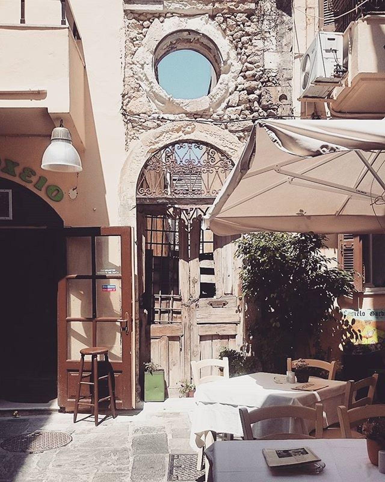 Crete Igersgreece Greece Retimno Rethymno Karoandwes808 Honeymoon Architecture