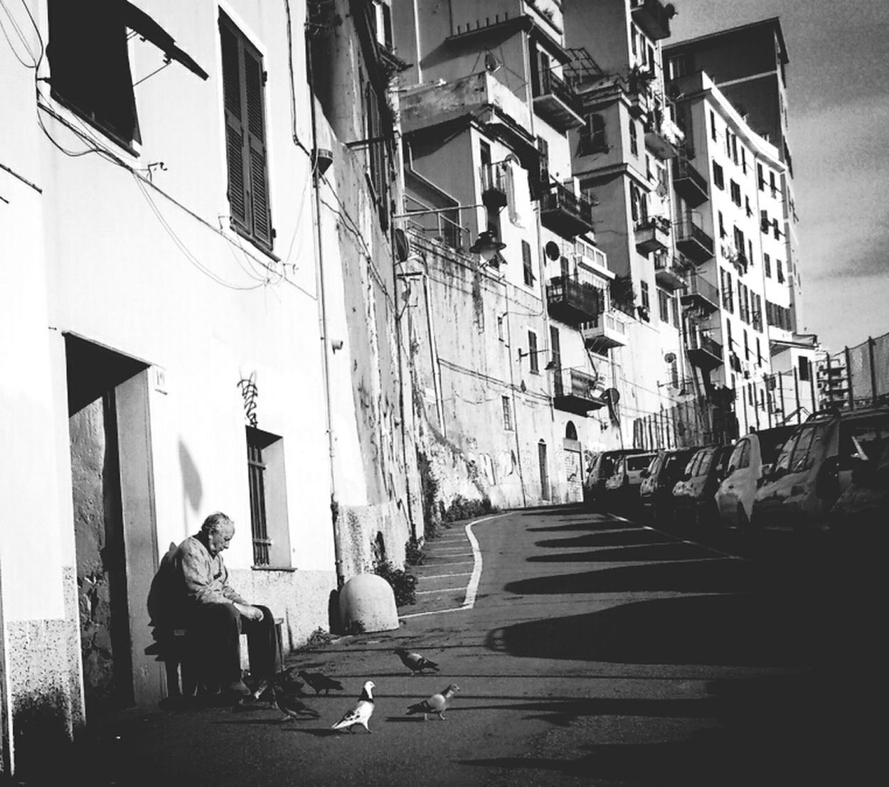 Loneliness Your Photo For Social Change By PhotoPhilanthropy Fortheloveofblackandwhite EyeEm Bnw Family Matters