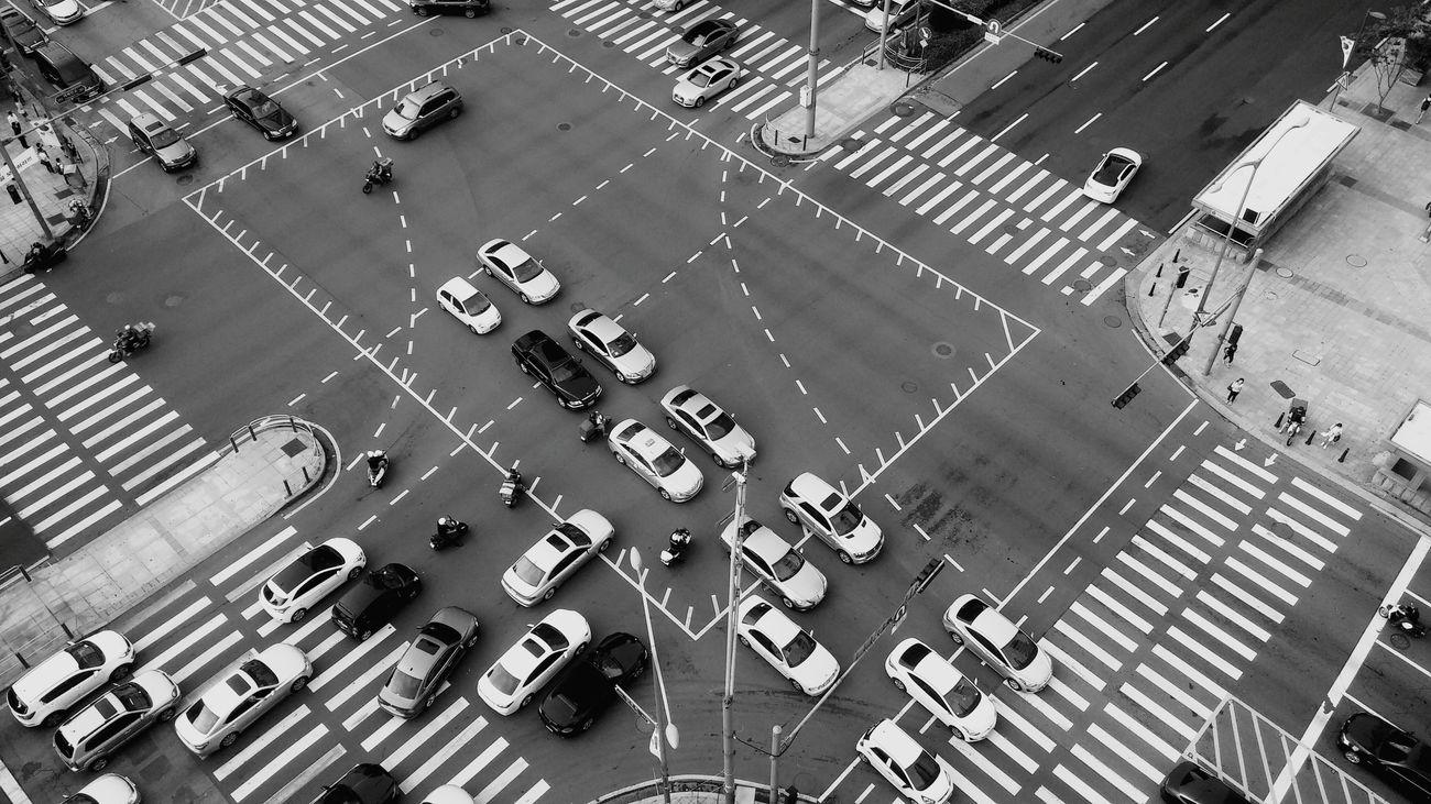 traffic....