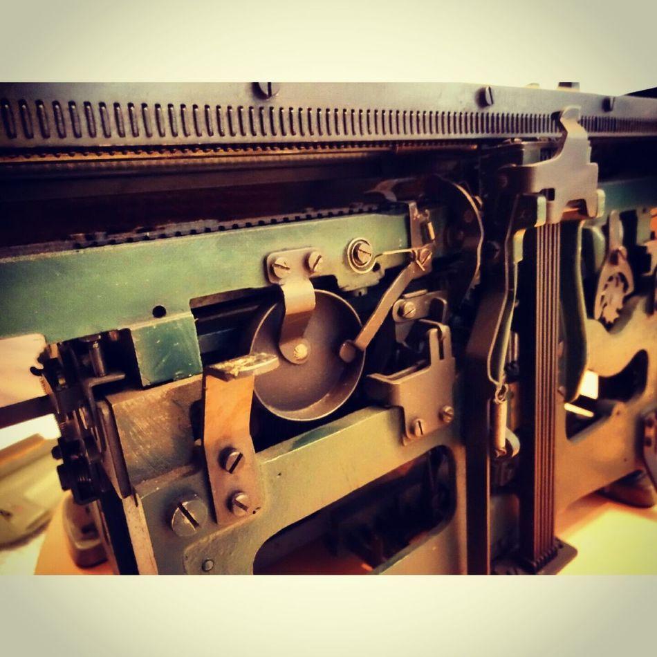 Daktilo Letters Typewriter Hgstudyo