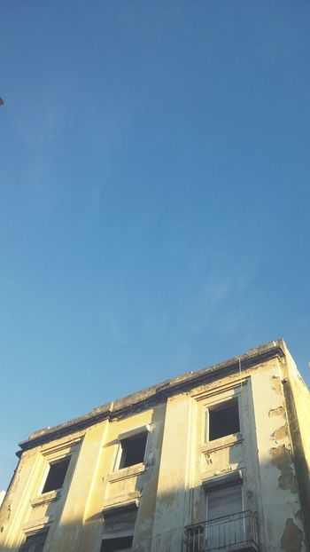 No People Building Exterior Built Structure Architecture Clear Sky Day Outdoors Sky Building Feature Abandoned Places
