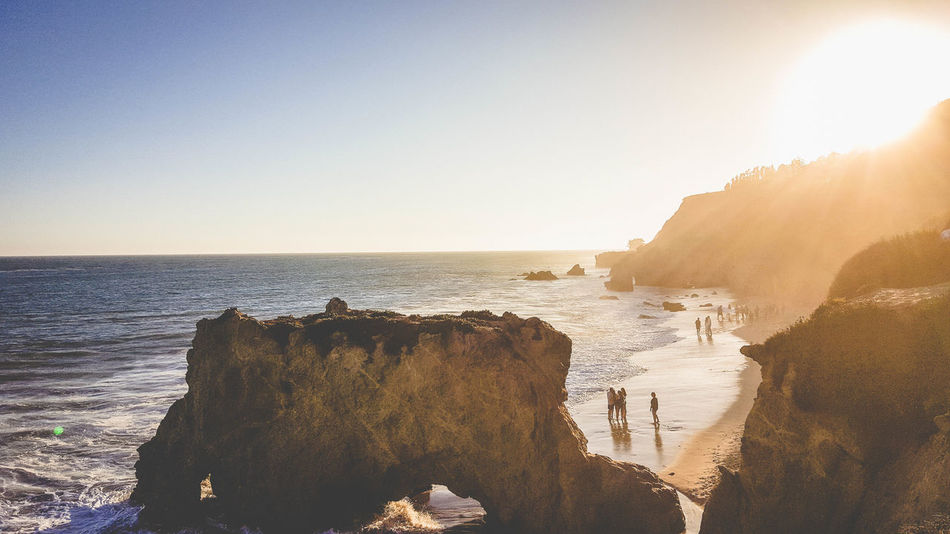 Beautiful stock photos of sommer, Beach, Beauty In Nature, Bright, California