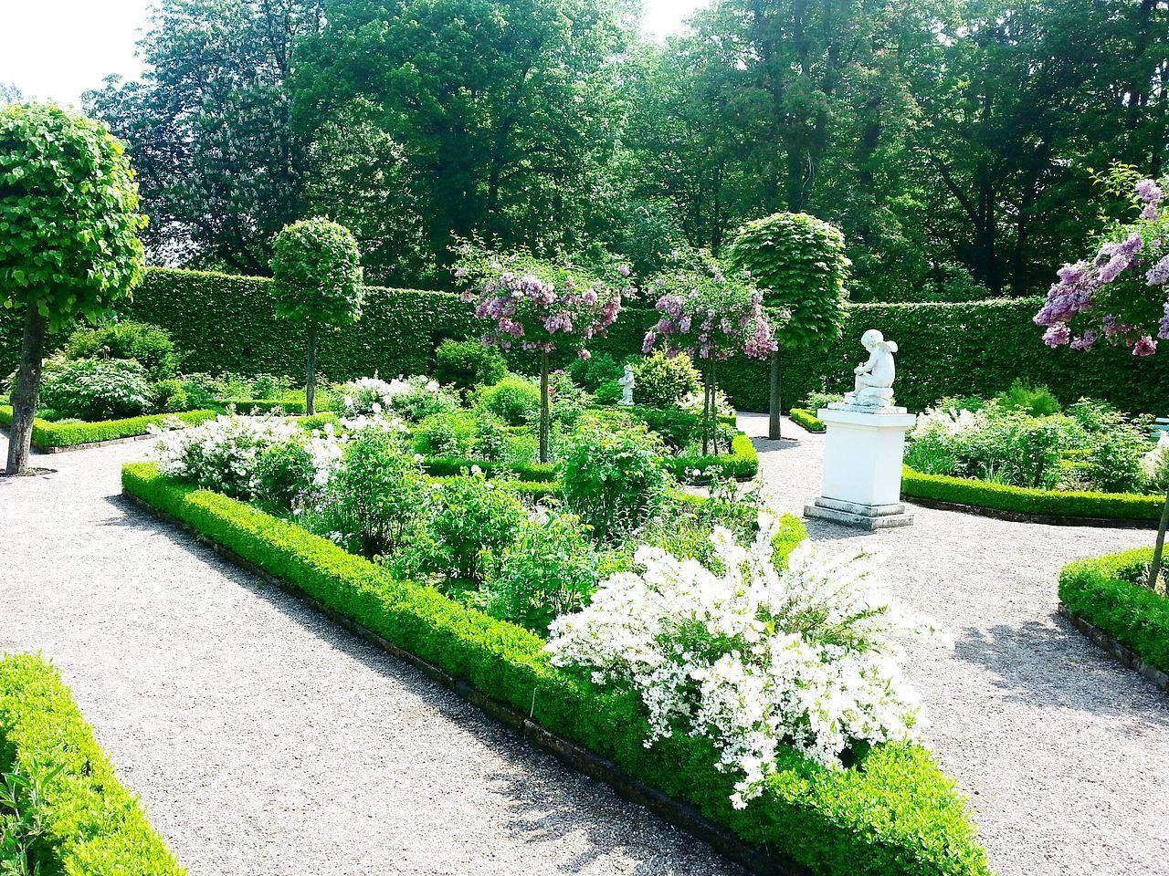 Check This Out Taking Photos Russischer Garten Russian Garden Schloss Belvedere Germany Weimar Flowers,Plants & Garden Sculpture Angel