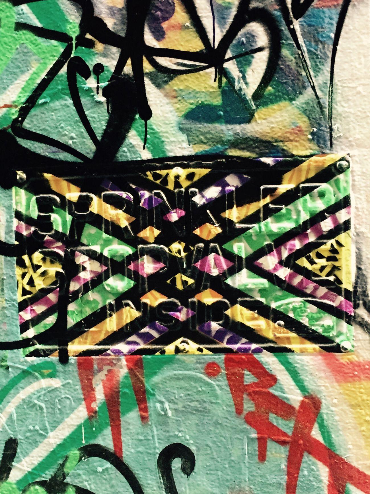 Streetart/graffiti Photographic Approximation... Loveletters