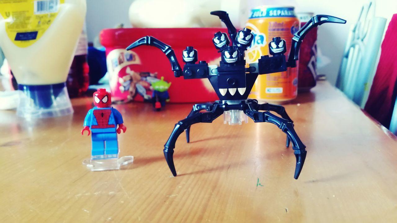 LEGO Legophotography Lego Minifigures Legominifigures Legolove Lego Spiderman Spiderman ♥
