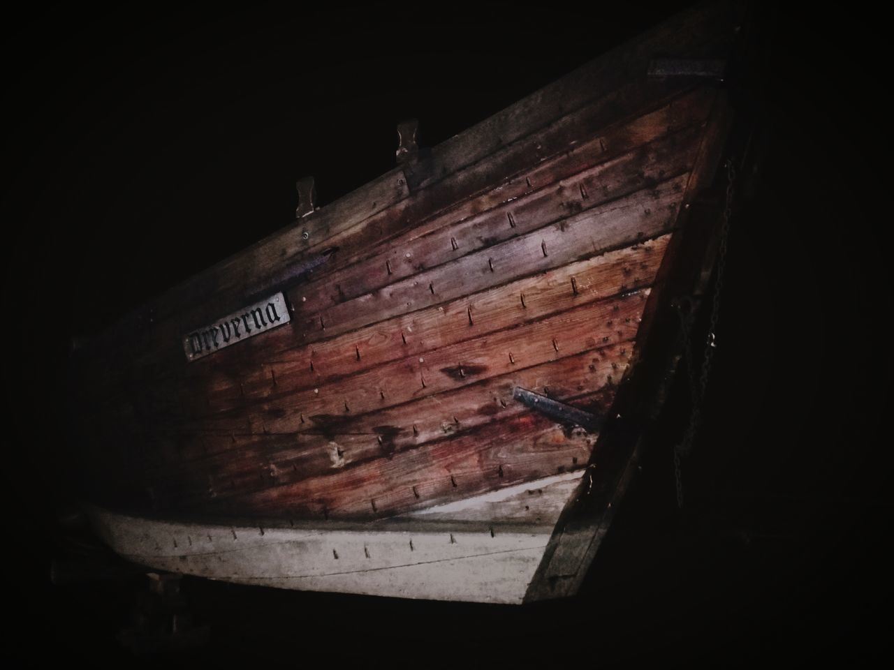 Ship ghost. Night Text Outdoors No People Building Exterior Architecture Ship Nightphotography Scary Dark Photography Boatarde Kurenai Lieblingsteil