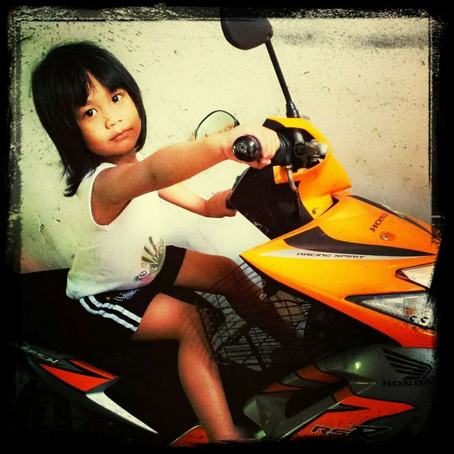 Lets go... vroom Relaxing Hanging Out That's Me Welcome Ramadhan