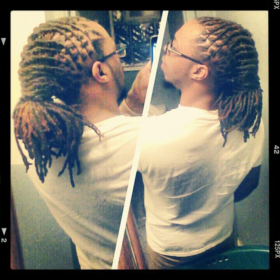 #fresh #dread #head #braided #truuu