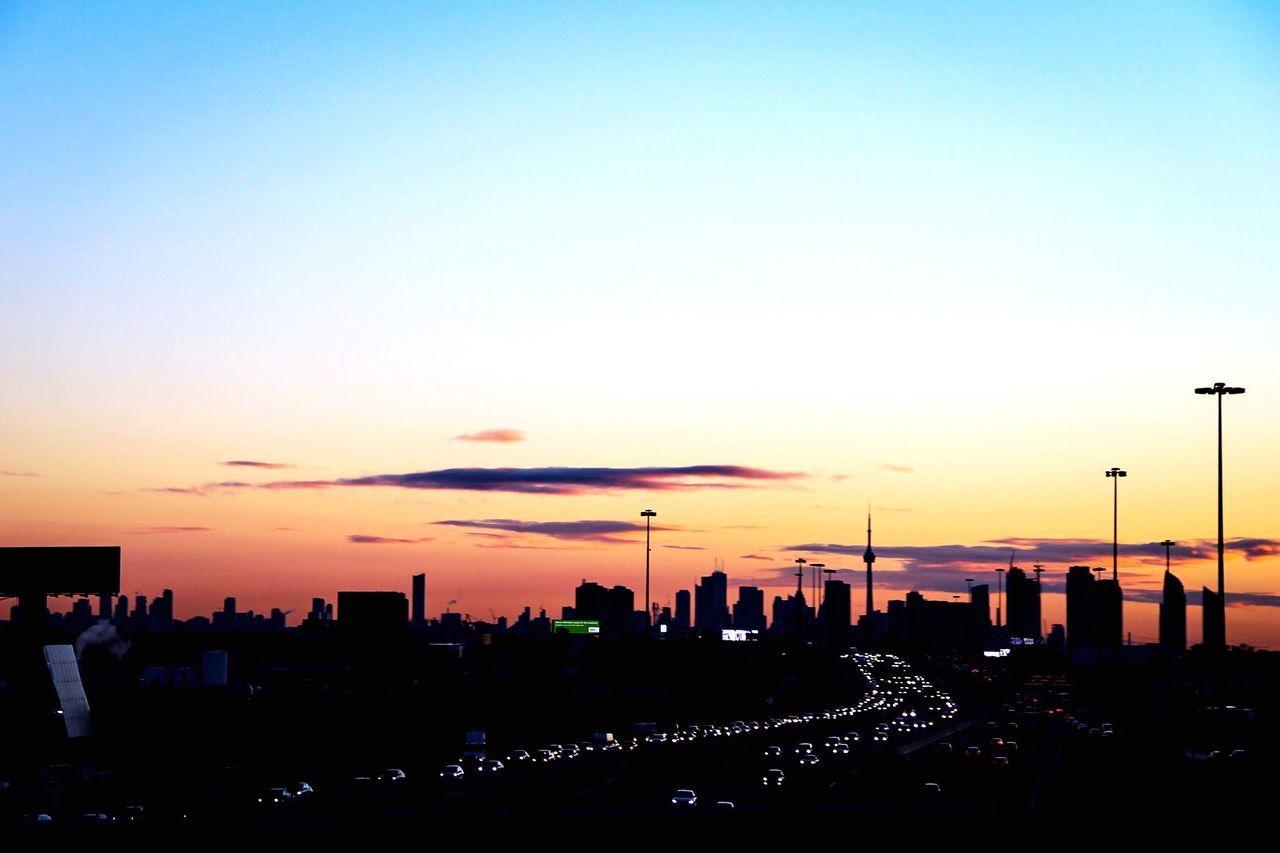 Toronto Skyline Sunrise Sunrise_Collection Waking Up Arriving To Toronto Love To Travel