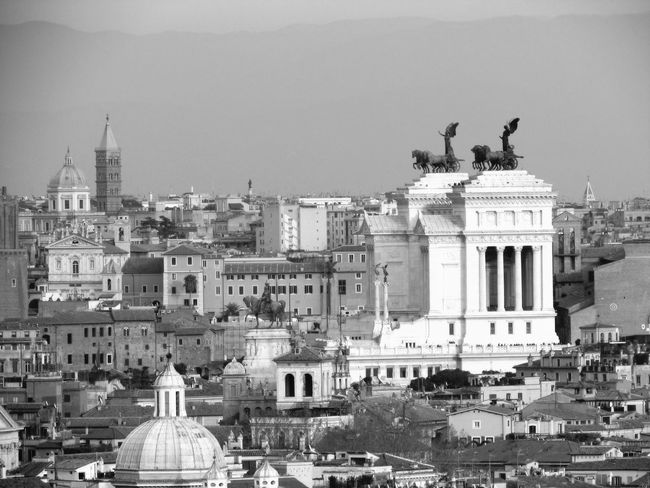 Aerial View Altare Della Patria Altare_della_patria Altaredellapatria Architecture Building Exterior Built Structure Capital Cities  City Community Culture Façade Famous Place Gianicolo History International Landmark Italy Old Town Passeggiata Del Gianicolo Perspective Piazza Venezia Roma Rome Rome Italy Romestreets