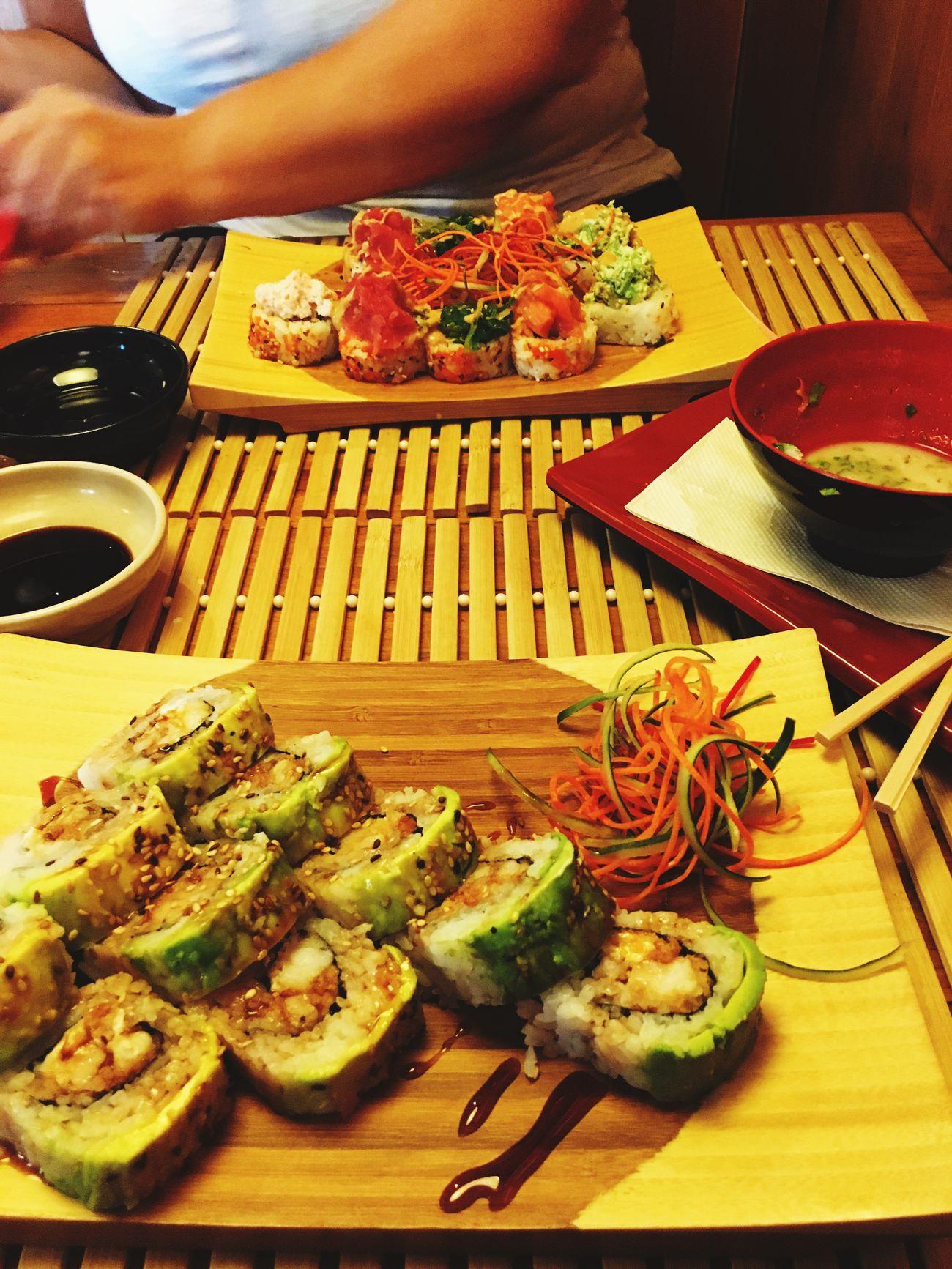 Heaven 😍 Food Sushilover Sushi Time