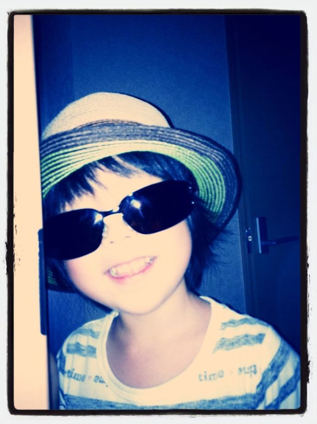 Kid In Early Summer