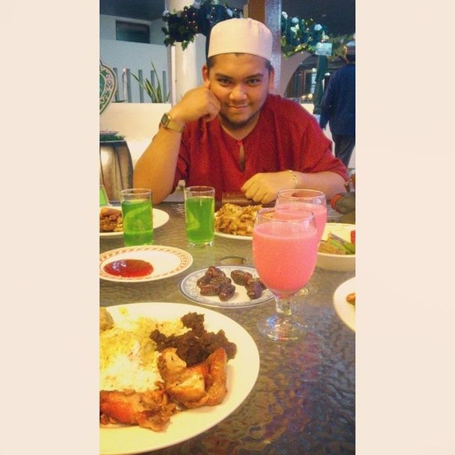 Iftar SelamatBerbuka Sayang @ninaaria