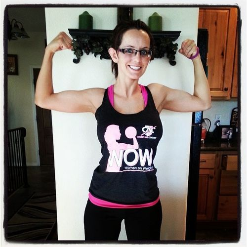 W.O.W. Here I come for another great training!! Womenonweights Anewyoustartshere NewU90