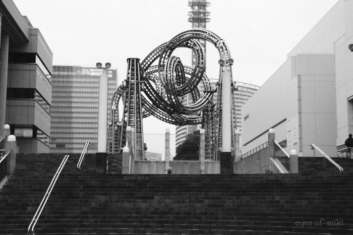 EyeEm Best Shots EyeEmJapan Yokohama 過去Photo Monochrome Japan オブジェ