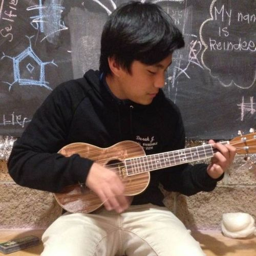 There's something about the ukulele that just makes you smile. It makes you let your guard down. It brings out the child in all of us. Spyouthministry Ukulele Music