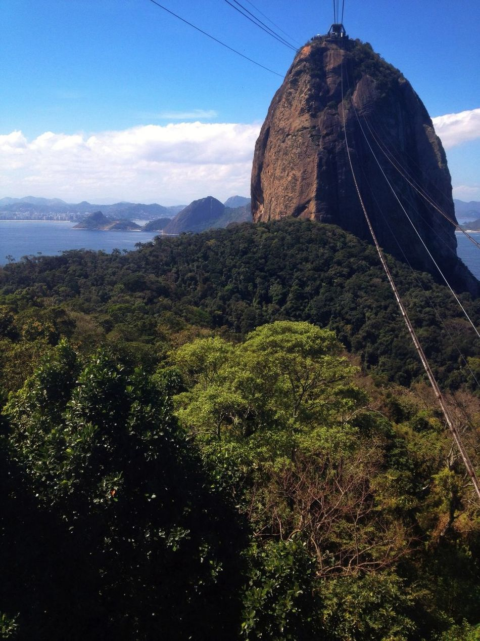Beautiful stock photos of rio de janeiro, Beauty In Nature, Brazil, Cable, Cable Car