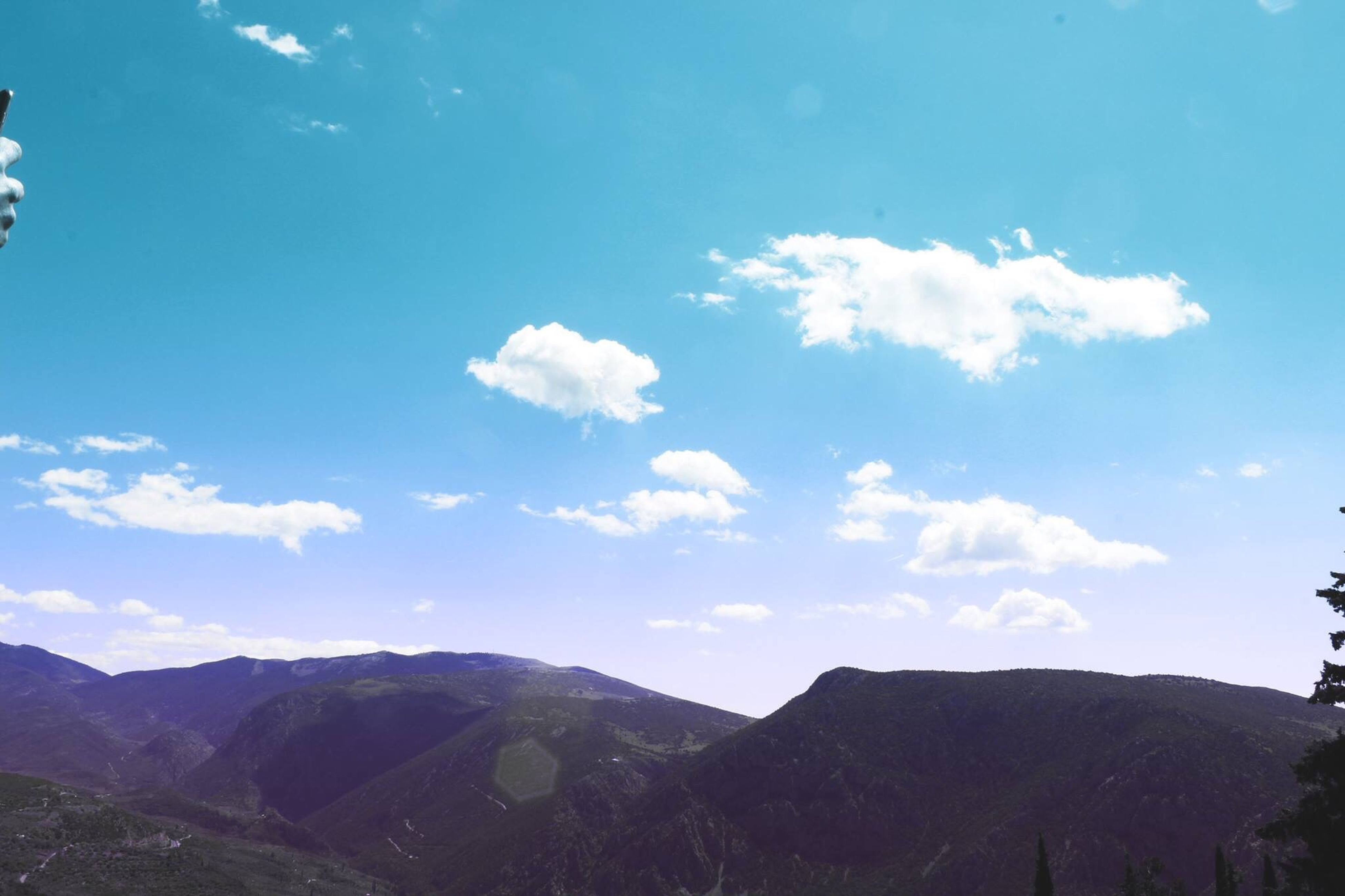 mountain, beauty in nature, sky, nature, outdoors, tranquility, day, no people, scenics, landscape, freshness