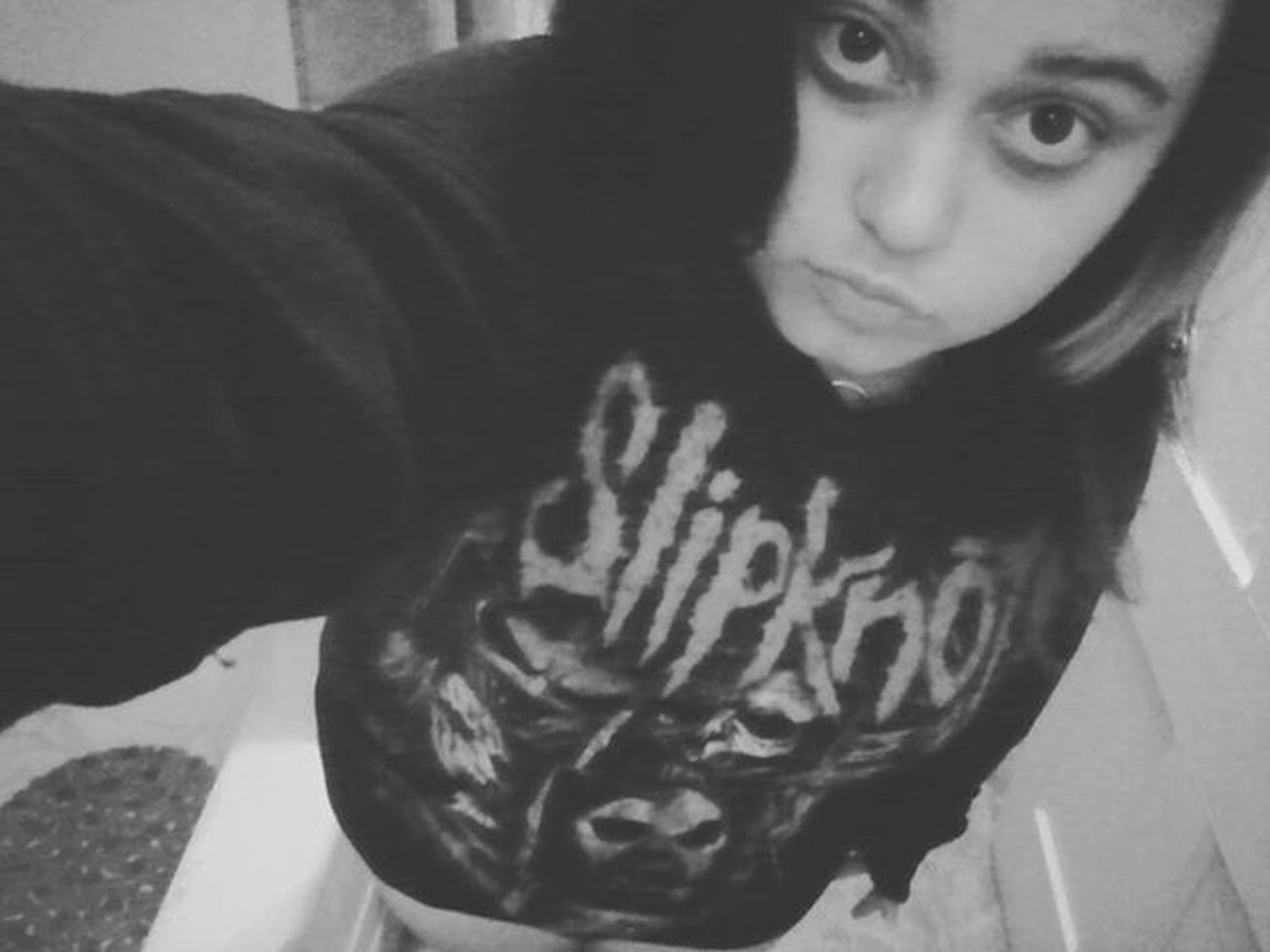 I Wouldn't Hold My Breathe If I Was You! I'll Forget But I'll Never Forgive You! Don't You Know? Don't You Know? True Friends Stab You In The Front! Goodmorning Selfie Legs Yogashorties Slipknothoodie Tiredeyes Bathroomselfie Bmth Bringmethehorizon Truefriends