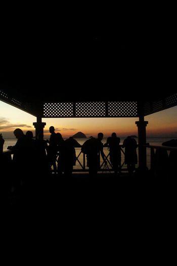 Perhentianisland Terengganu Malaysia Islandlife Sunset Creative Light And Shadow MItravelography