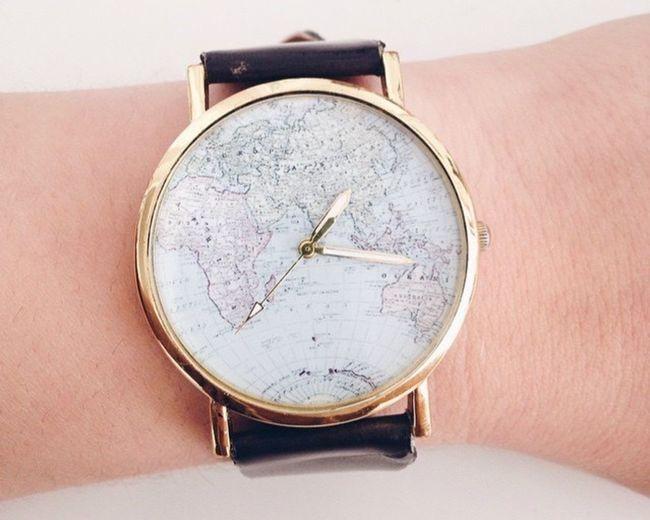 Watch The Clock around you
