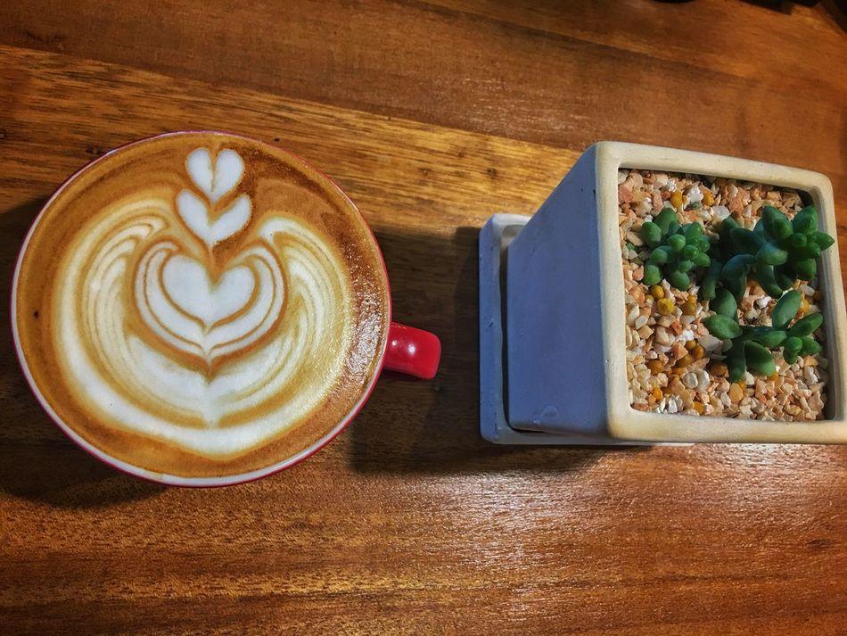 Latteart Cappuccino Indycafé