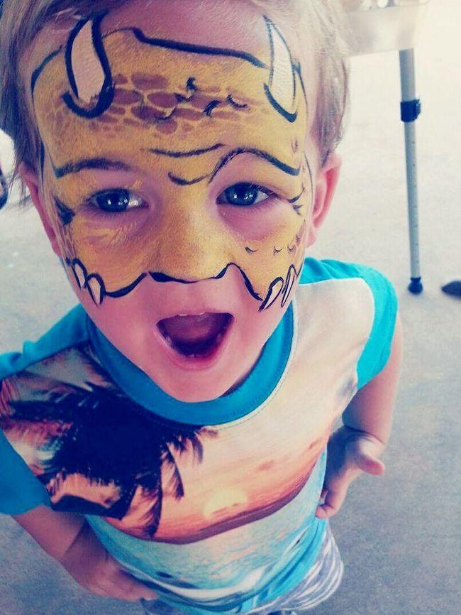 Silas Monster Roar Facepaint Facepainting My World Love Motherhood Toddlerlife Toddler Life Adorable Son Childhood Toddler  Adore
