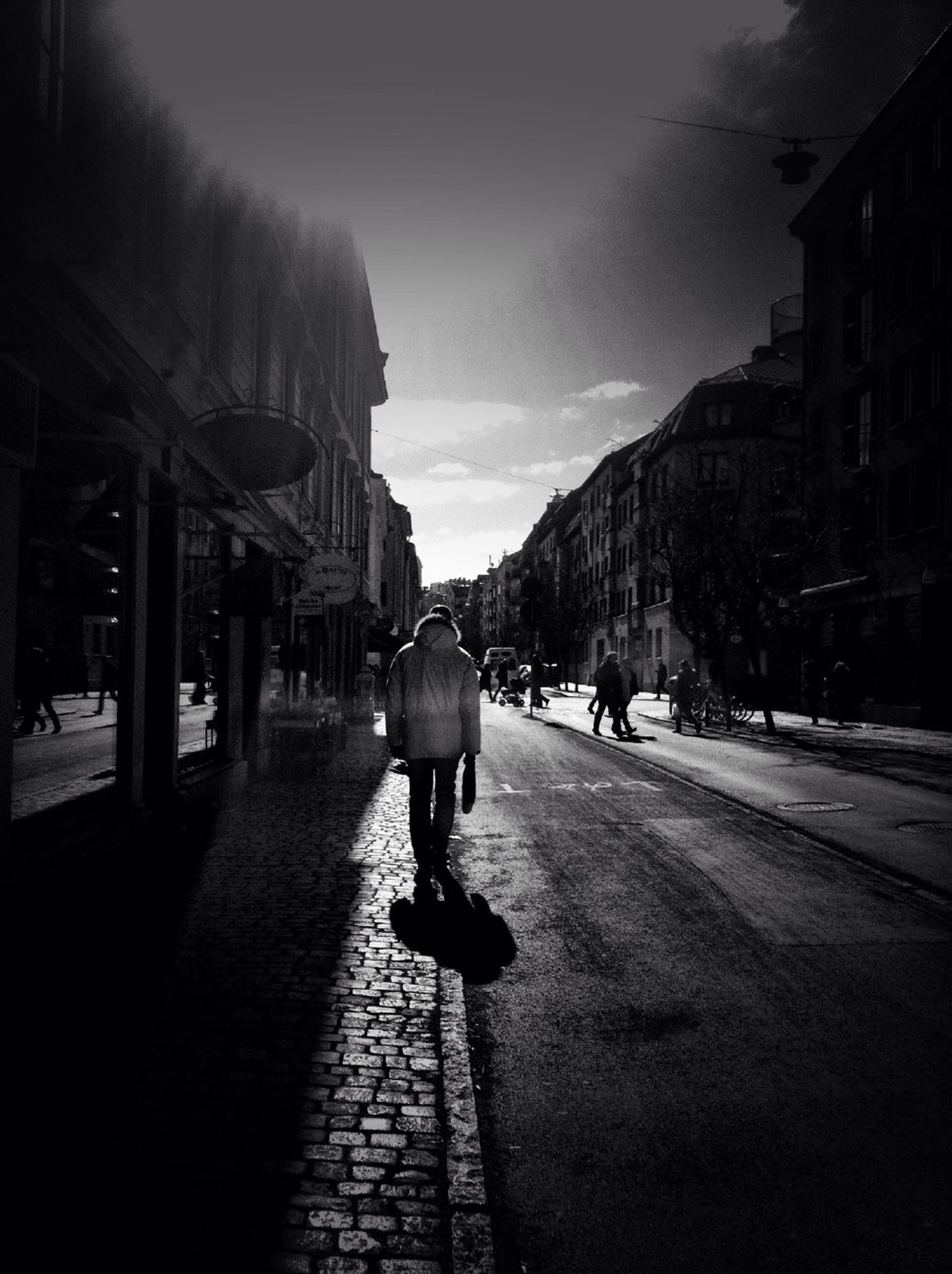Streetphoto_bw AMPt_community Nordic Light Dear Heart, Why Him?