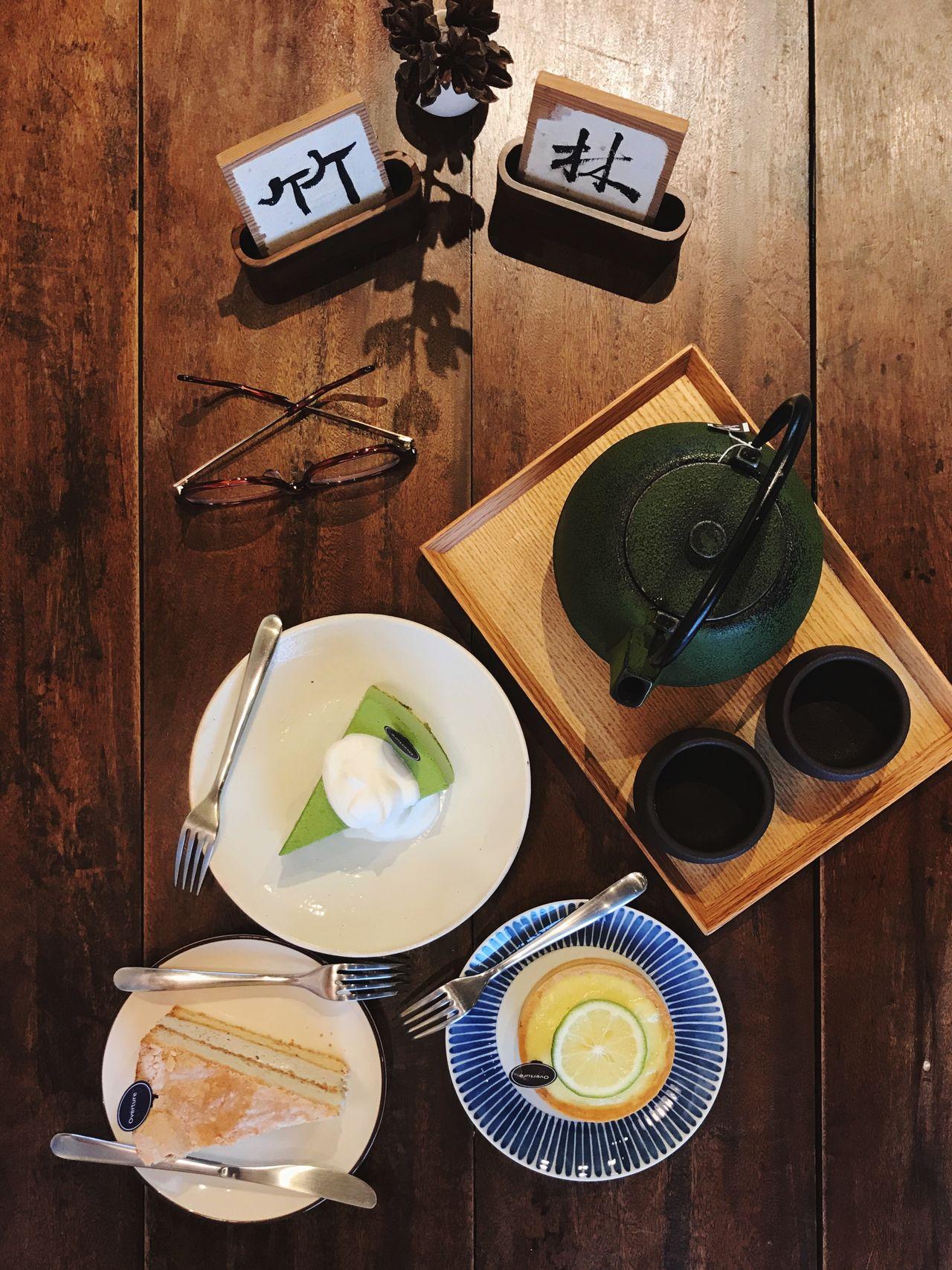 Cake & Tea Time   In My Mouf 😋