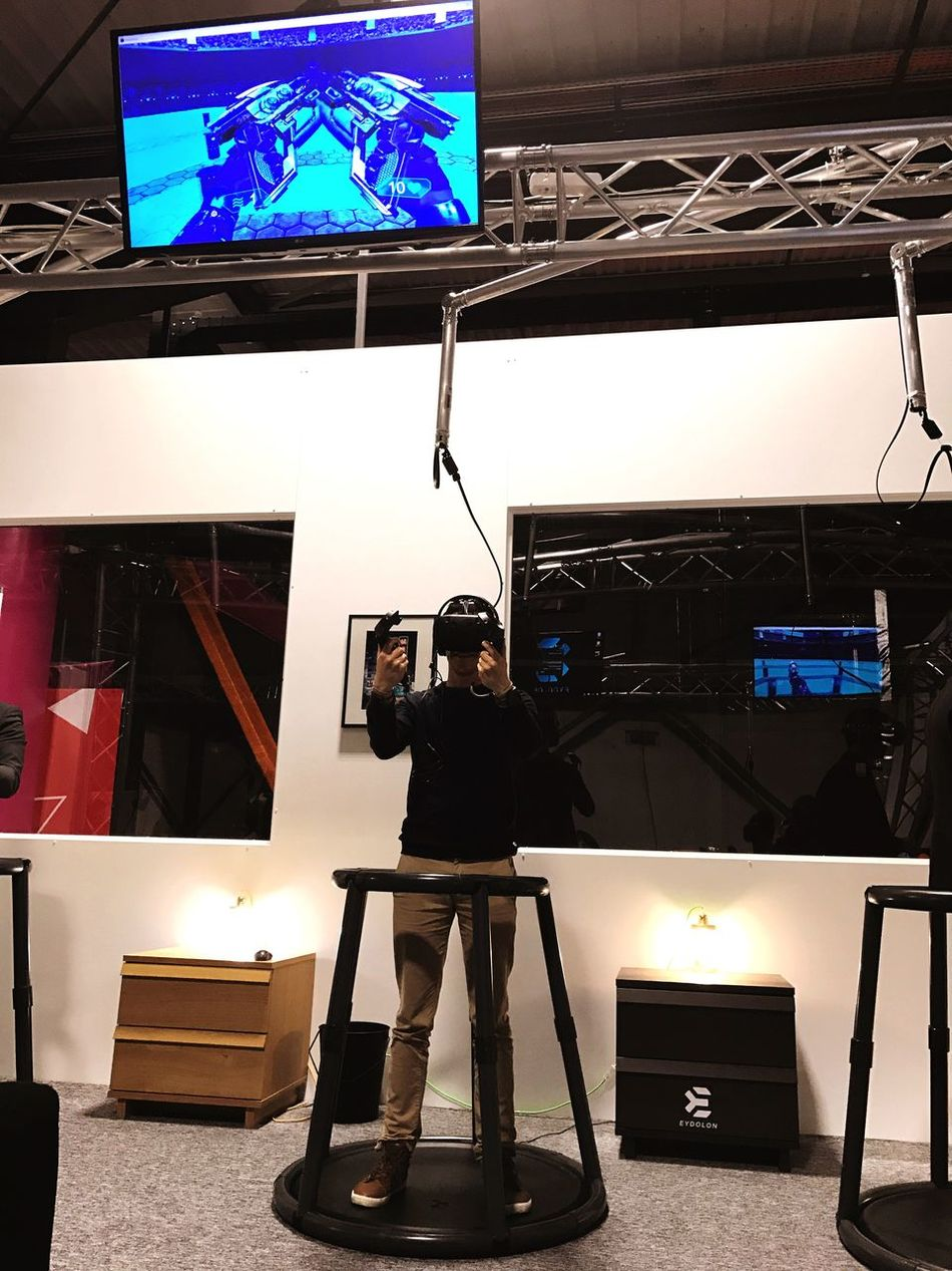 What are those? Virtual Reality Vr Gear Htcvive Lyon