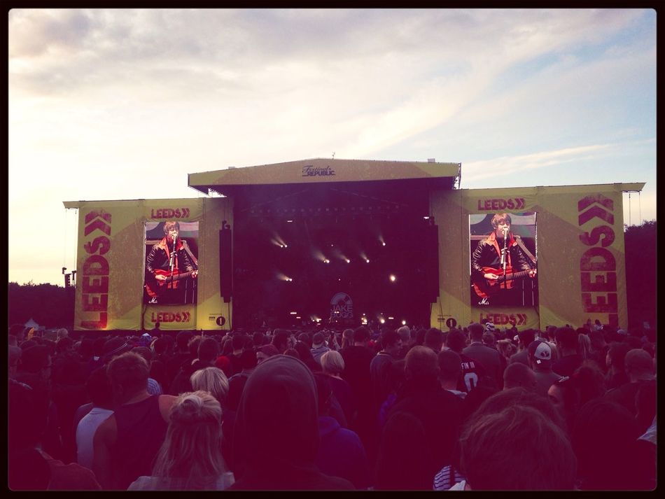 Jake Bugg ?? Live Music Leedsfestival 2014 First Eyeem Photo