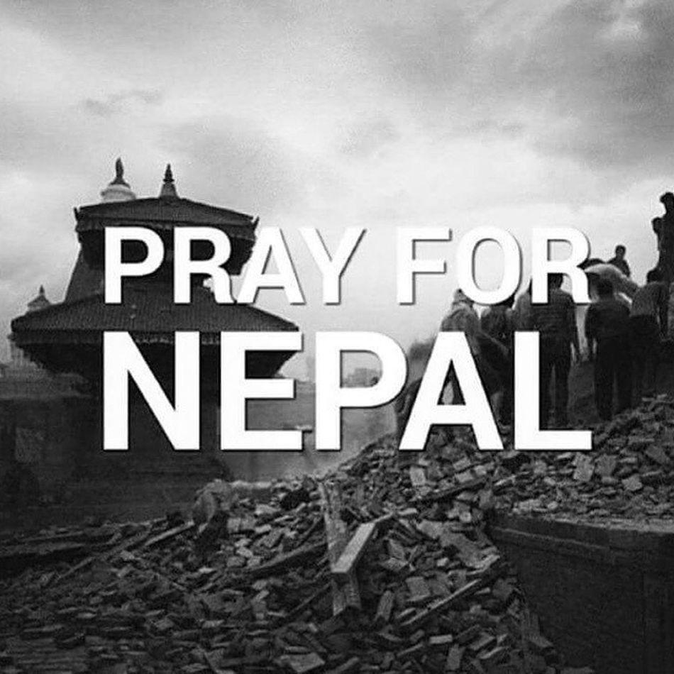 Pray For Nepal Earthquake Nepalearthquake PrayforNepal