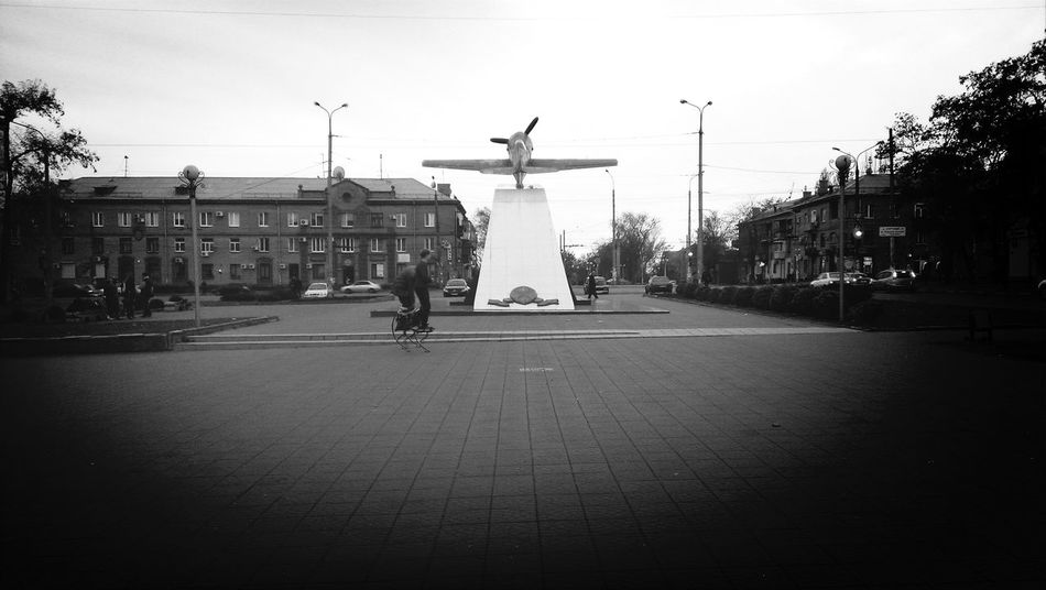 Monument Streetphotography Streetphoto_bw View