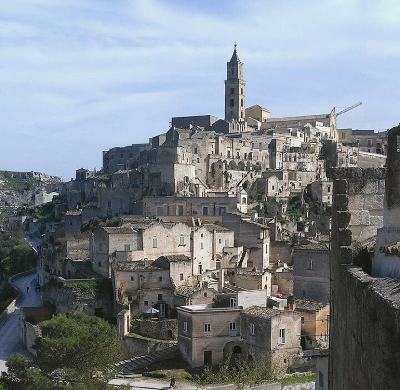 Centro storico di Matera Around Apulia Italy Italia Puglia Matera Italy Matera, Italy History City Medieval Italy❤️ Italia イタリア