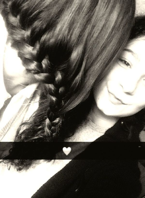 I will be stronger whit you by my side Mybestfriend Iloveher