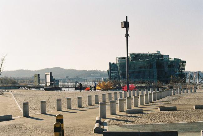 Streetphotography Afternoon Landscape 한강 Outdoors Hangang River 35mm Film Film Photography Daily Life 새빛섬 EyeEm Korea