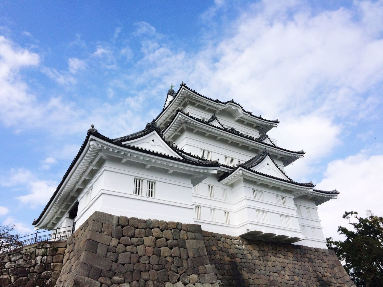 Culture Tradition Odawara Castle / Japan Japan Odawara Castle Outdoors No People City Low Angle View Day Built Structure Building Exterior Architecture My Year My View