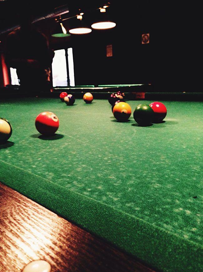 Billiard Pool Play Friends