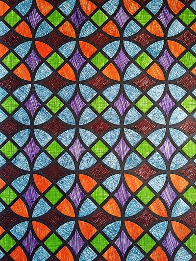Zentagles🚩🔸🔹🔶🔷 Doodles Zentagles Abstractions In Colors Eye4photography  Eyemphotography