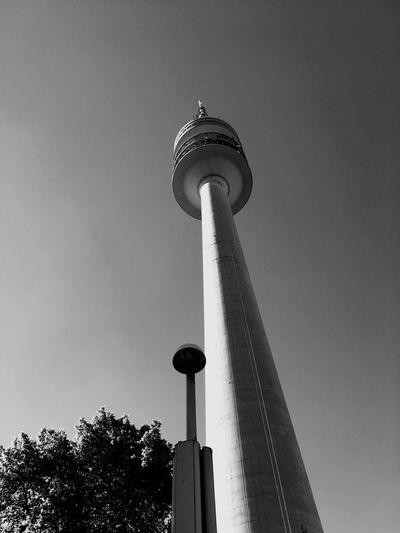 Fernsehturm Munich - München Bavaria City Sightseeing BIG High