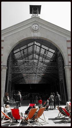Architecture Blackandwhite 104 Paris 19