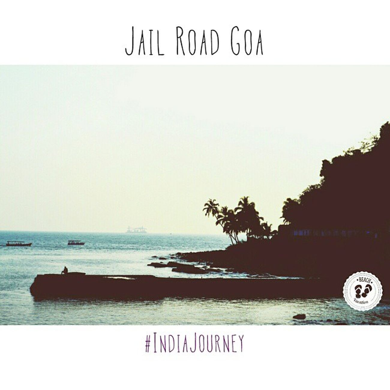 Jailroad Goa IndiaJourney IncredibleGoa Incredibleindia Indiapictures Indiaphotos Indiabeaches
